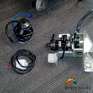 Replacement of float switch and water pump eveyworks singapore