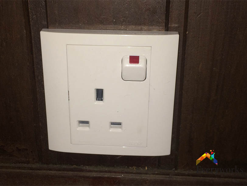 Change-Power-Switches-Everyworks-Electrician-Singapore-HDB-Commonwealth-2