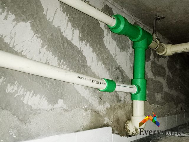 Install New PPR Piping Plumber Singapore – Landed, Clementi