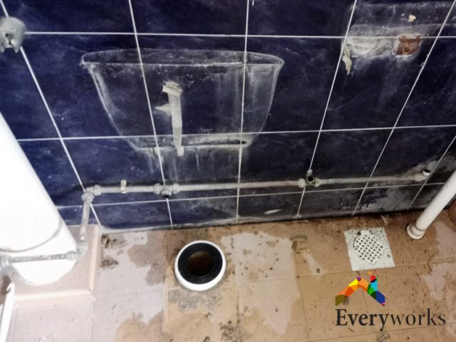Replace New Toilet Bowl And Sink Plumber Singapore – HDB, Tampines