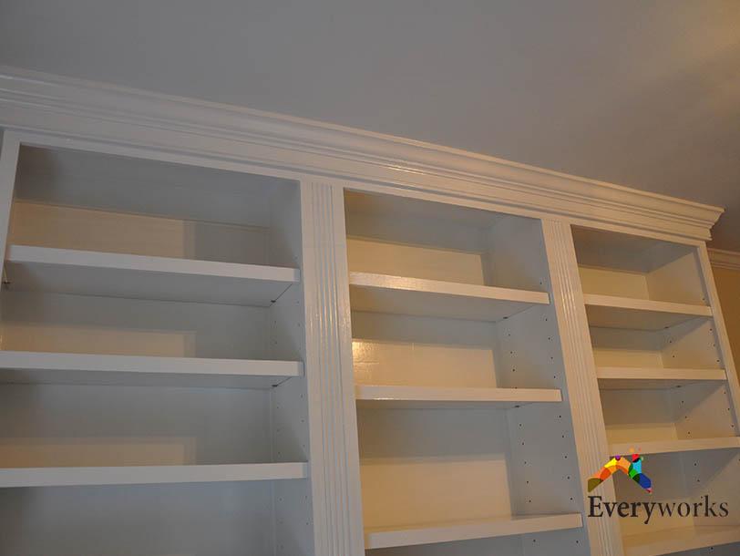 Shelf Installation Furniture Assembly Handyman Singapore – Condo, Jurong East