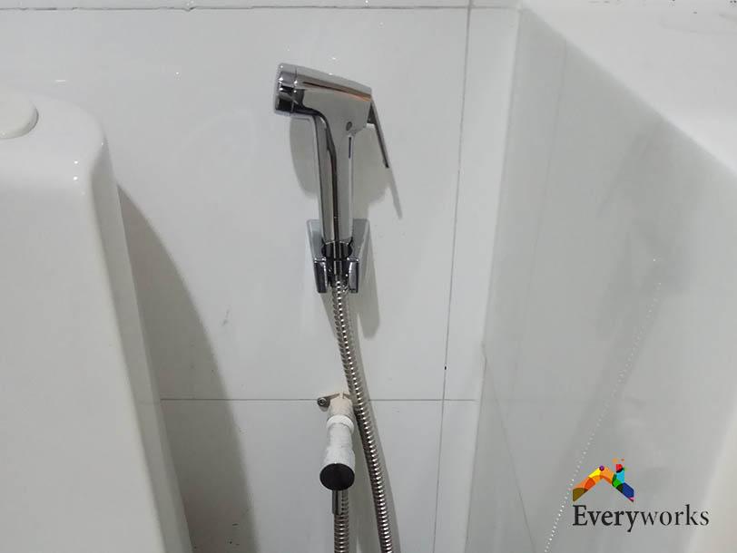 Toilet Bidet Spray Set Replacement – HDB, Singapore