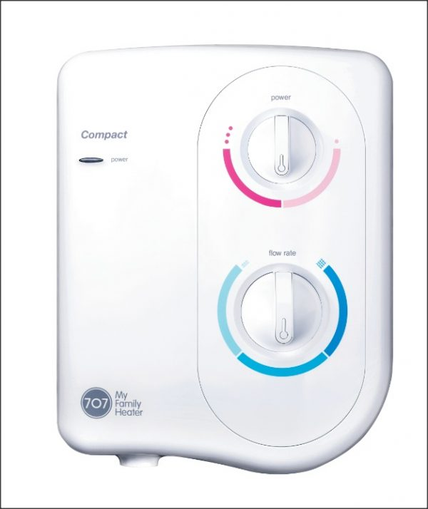 707 Compact Instant Water Heater