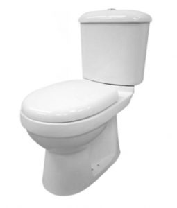 Baron W-203A 2-Piece Toilet Bowl