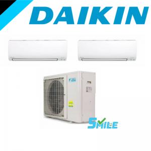 Daikin iSmile Series (Inverter) – SYSTEM 2 AIRCON (MKS50TVMG / CTKS25TVMG X2)