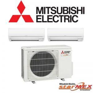 Mitsubishi Electric Starmex FN (Inverter) – SYSTEM 2 AIRCON (MXY-2G20VA2 / MSXY-FN10VE X2)