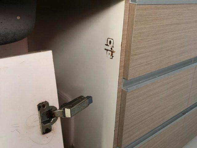 Cabinet Door Hinge Repair Landed – Pasir Ris