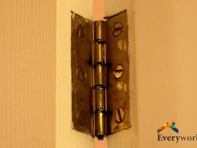 Door Hinge Repair Handyman Singapore