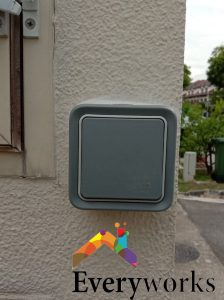 doorbell-switch-replacement-landed-property-bedok-everyworks-electrician-singapore-2-wmm
