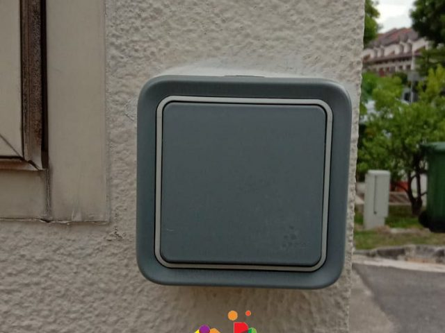 Doorbell Switch Replacement Electrician Singapore – Landed, Bedok