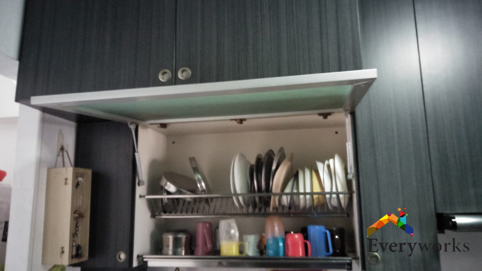 Kitchen Cabinet Hinge Replacement Handyman Singapore Hdb Tampines Everyworks Singapore
