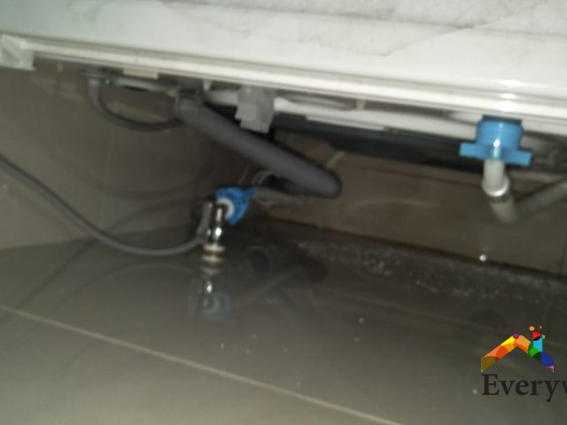 Leaking Washing Machine Tap & Hose Replacement Plumber Singapore – Condo Bukit Panjang