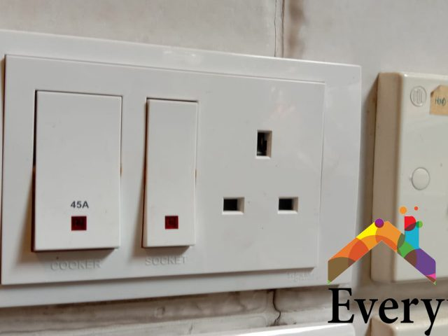 Light Switch Replacement Electrician Singapore – HDB, Fernvale Road