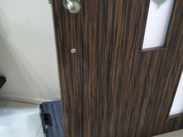Replace Old Room Door Lock Handyman Singapore – Condo Marine Parade