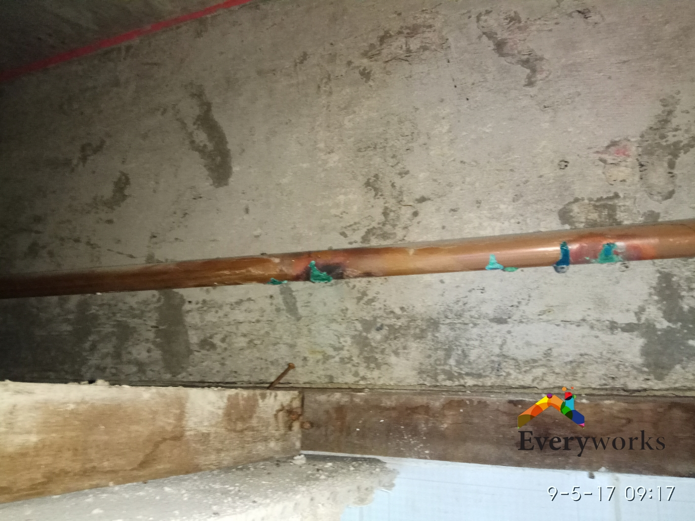 Replace Rusty Leaking Copper Piping Plumber Singapore – Condo Dover