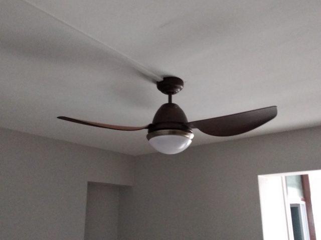 Ceiling Fan Installation Service Electrician Singapore – Condo Bukit Timah
