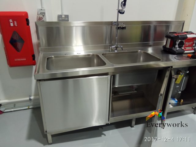 Clear Commercial Kitchen Sink Choke Plumber Singapore – Commercial Kitchen Kallang