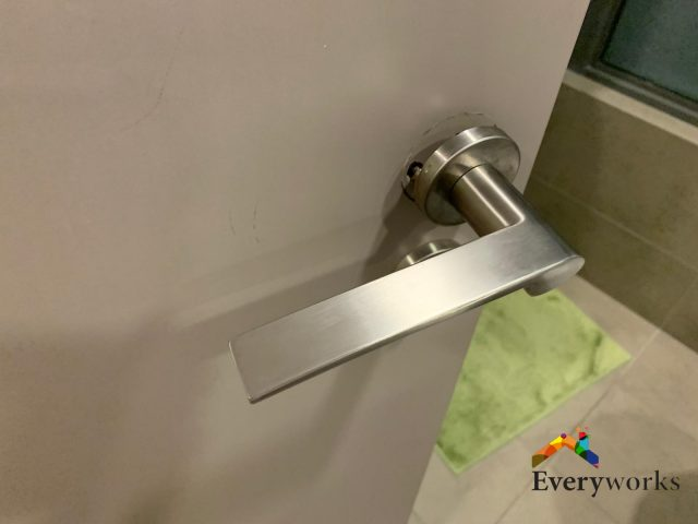 Loose Door Handle Repair Handyman Singapore – HDB Bukit Batok