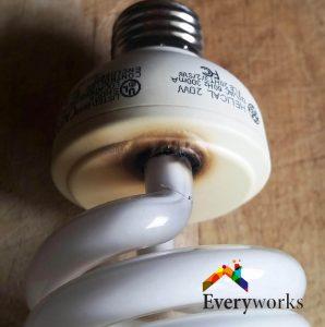 burnt-light-bulb-light-installation-everyworks-electrician-singapore