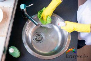 drain-cleaning-solution-clear-drain-choke-floor-trap-choke-everyworks-plumber-singapore
