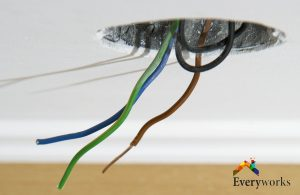 light-installation-replacement-electrical-wiring-everyworks-electrician-singapore