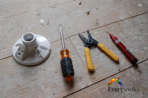 light-replacement-repair-tools-everyworks-electrician-singapore