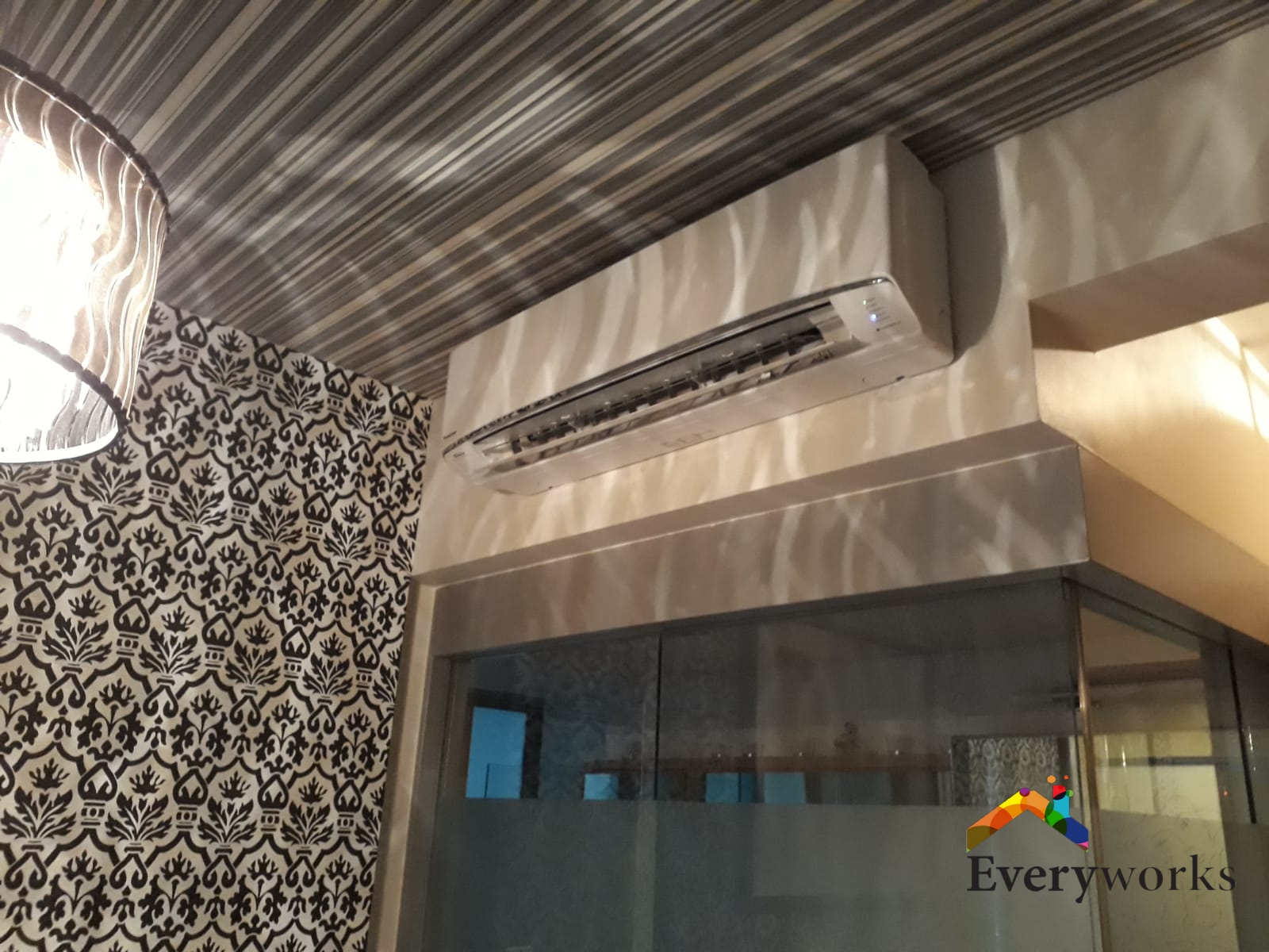 Panasonic System 3 Aircon Installation Aircon Servicing Singapore – Condo Orchard