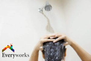 shower-splash-leak-plumbing-leak-everyworks-plumber-singapore