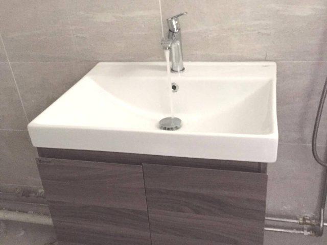 Sink Installation Plumbing Installation Plumber Singapore HDB – Toa Payoh