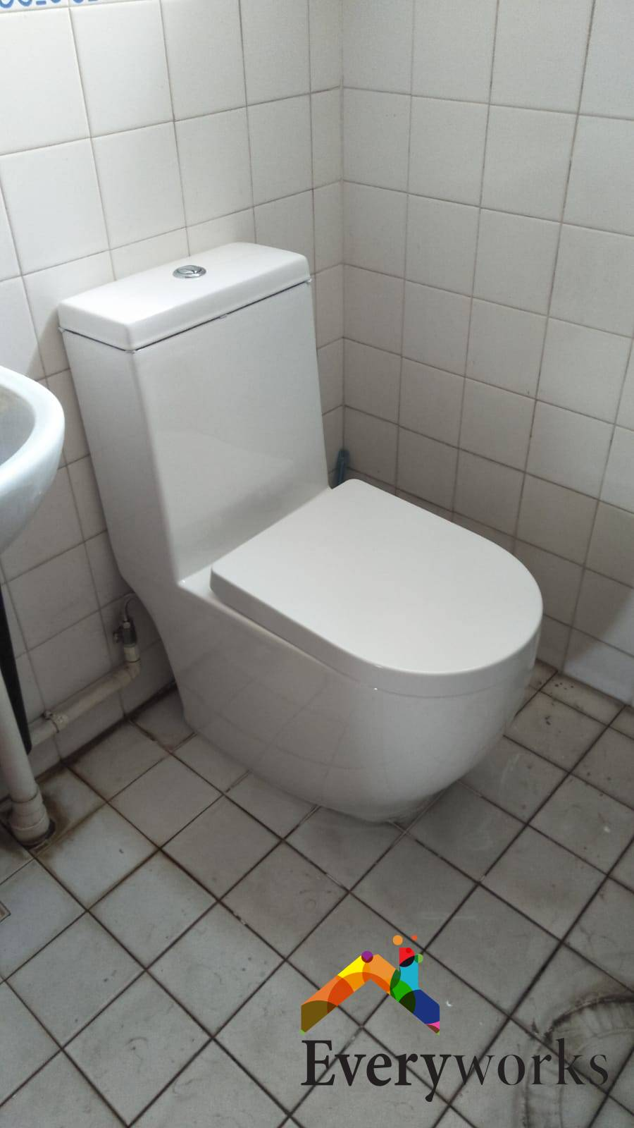 Toilet Bowl Replacement Toilet Bowl Installation Plumber Singapore HDB – Woodlands