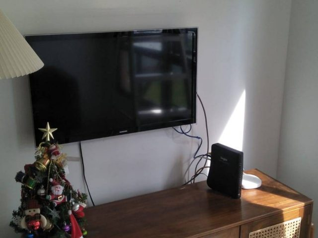 TV Bracket Installation Drilling Services Handyman Singapore – HDB Toa Payoh