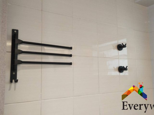 Bathroom Accessories Installation Plumber Singapore HDB – Sengkang