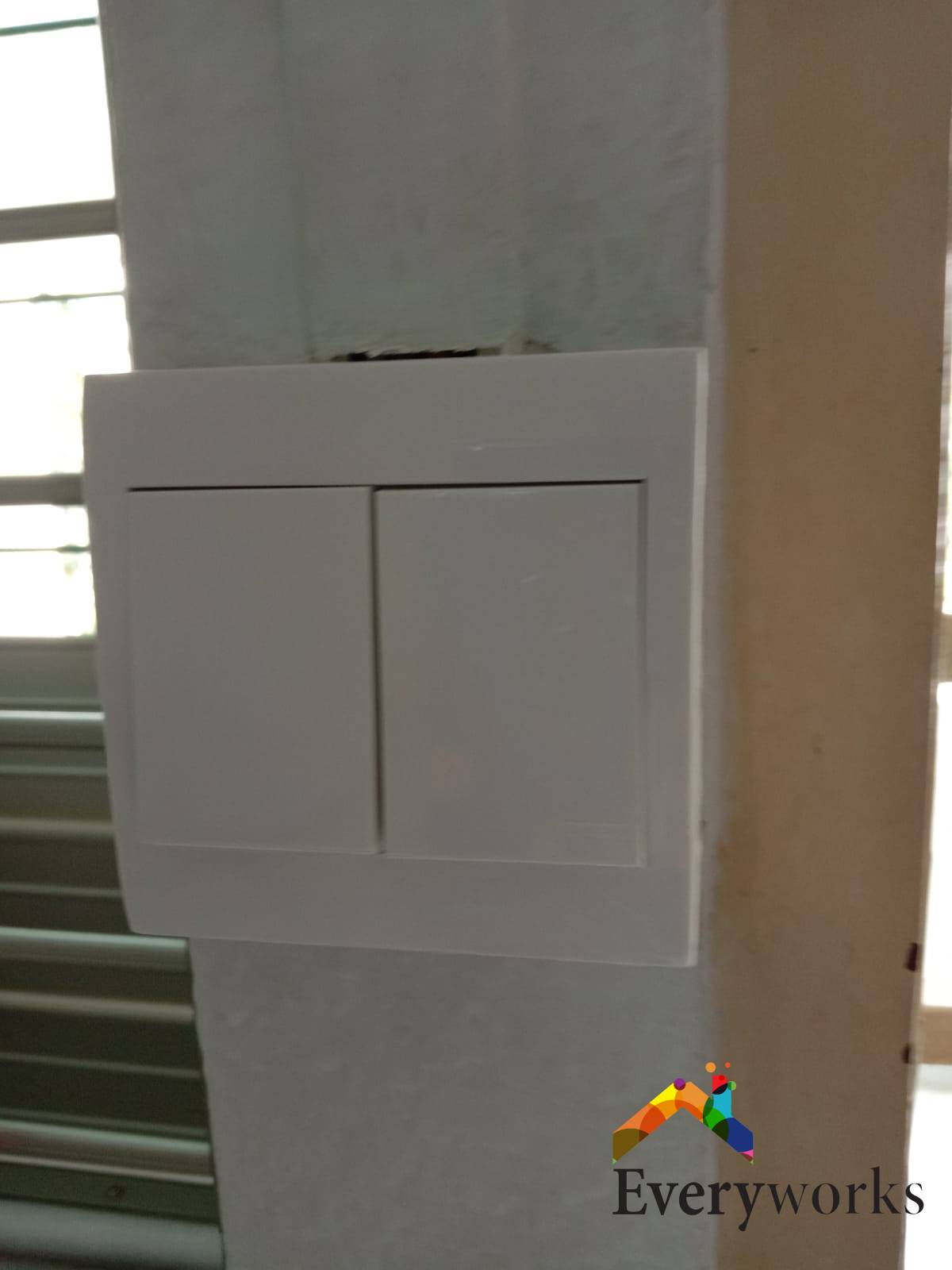 Light Switch and Socket Replacement Light Switch Services Electrician Singapore – HDB Bedok