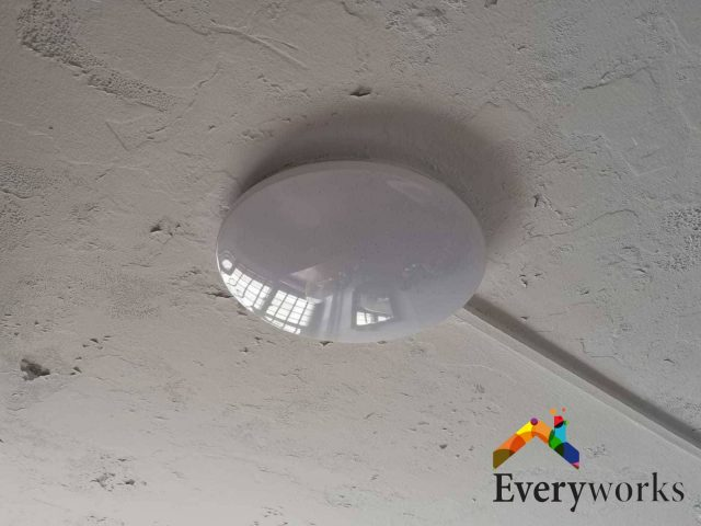 Ceiling Light Installation Light Services Electrician Singapore – HDB Tampines