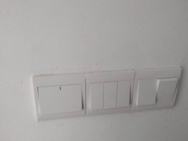 Light Switch Replacement Light Switch Services Electrician Singapore – Condo Toa Payoh