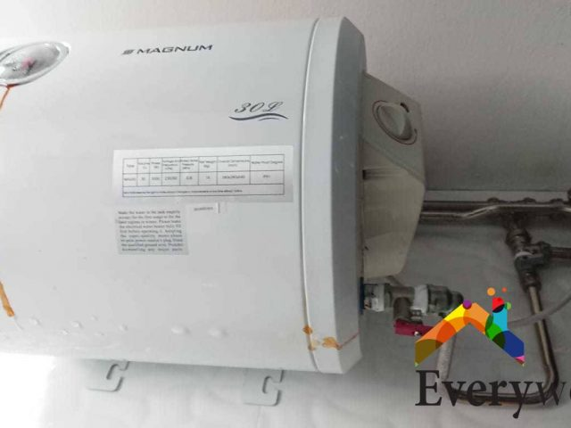 Storage Water Heater Replacement Plumber Singapore HDB – Bukit Panjang