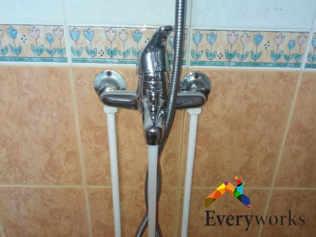 Shower Mixer Tap Replacement Plumber Singapore HDB – Jurong West
