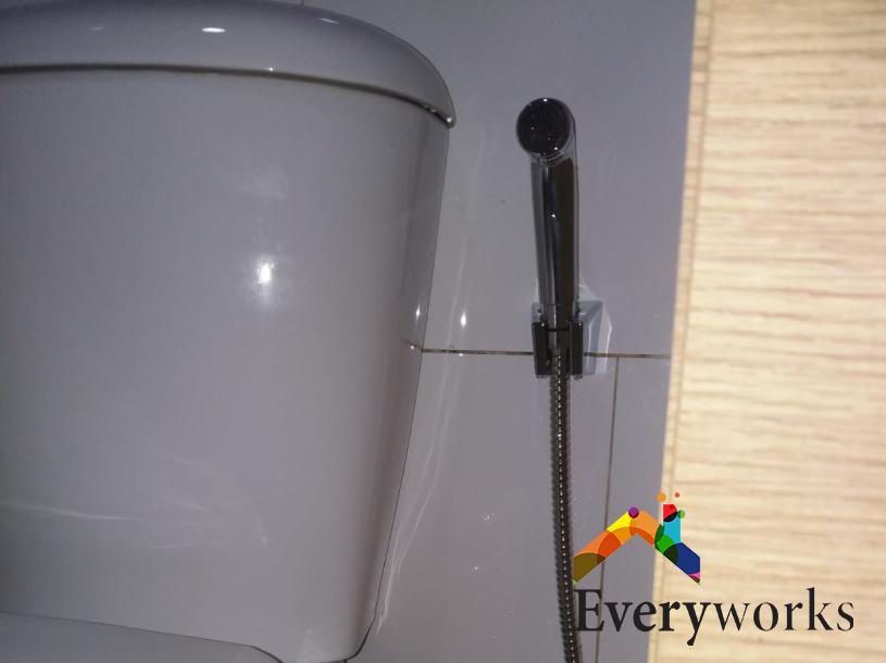 Bidet Spray Installation Plumbing Services Handyman Singapore – Commercial Bishan