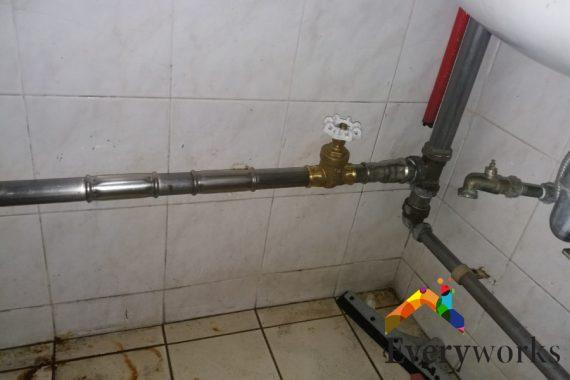 gate-valve-replacement-water-pipe-leak-everyworks-plumber-singapore