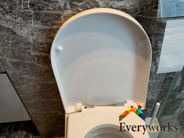 Toilet Seat Replacement Plumbing Services Handyman Singapore – Landed Serangoon
