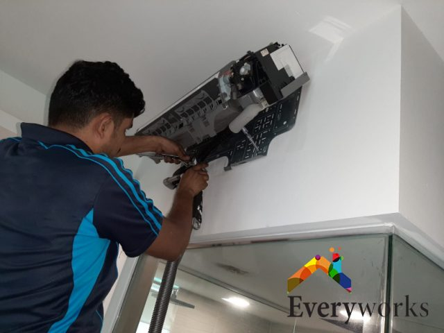 Aircon Insulation Replacement Aircon Repair Aircon Servicing Singapore – Condo Bukit Panjang