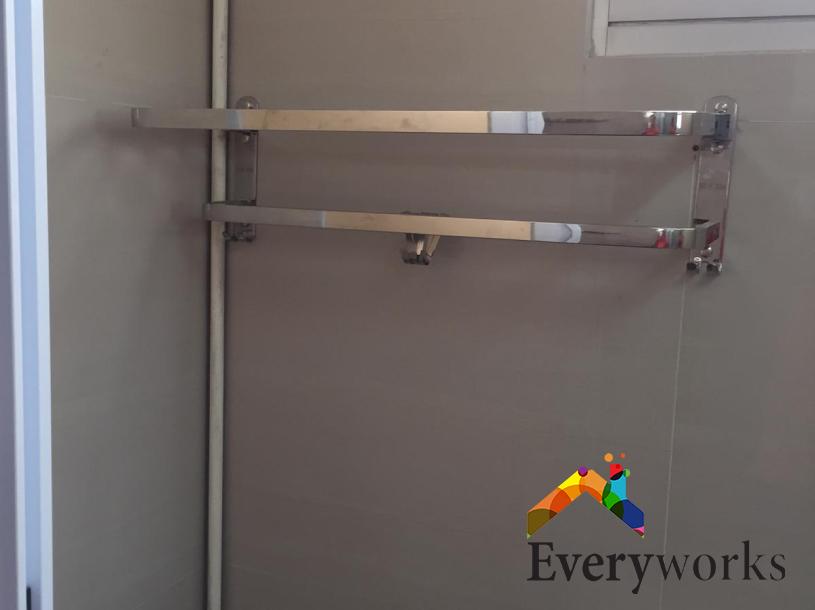 Bathroom Accessories Installation Plumbing Services Handyman Singapore – HDB Toa Payoh