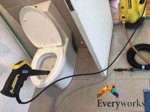 clear-toilet-bowl-choke-plumber-singapore-condo-thomson-2