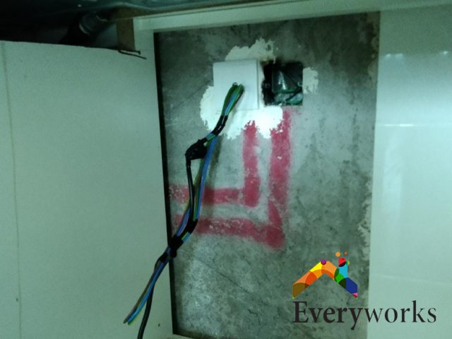 Oven Socket and Wiring Replacement Electrician Singapore – Condo Clementi