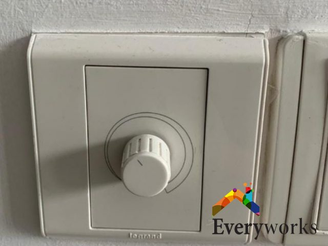 Dimmer Switch Replacement Electrician Singapore Landed – Ang Mo Kio