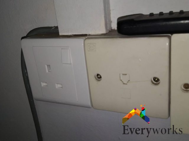 Power Socket Replacement Electrician Singapore Landed – Hougang