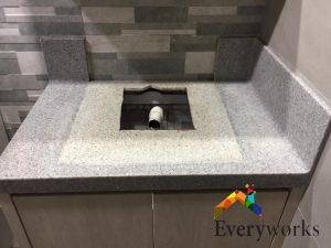 basin-installation-plumber-singapore-condo-jurong-east