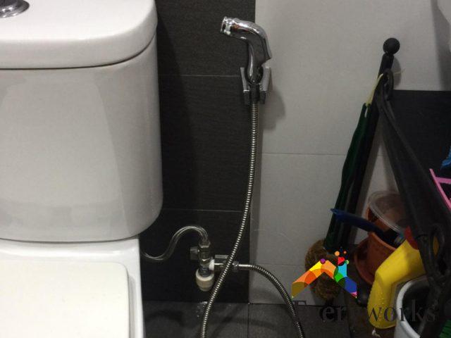 Bidet Spray Installation Handyman Singapore Condo – Buangkok