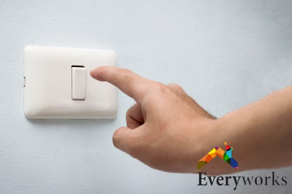 finger-near-electrical-switch-everyworks-electrician-singapore