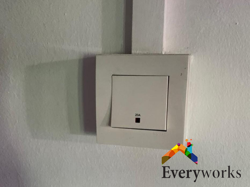 heater-switch-replacement-electrician-singapore-condo-bukit-timah